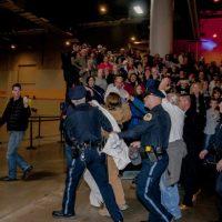 police-trump-rally-demonstrator